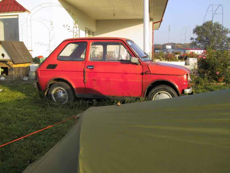 Pologne Fiat 126