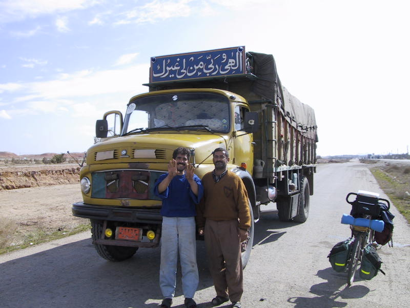 Iran Routiers